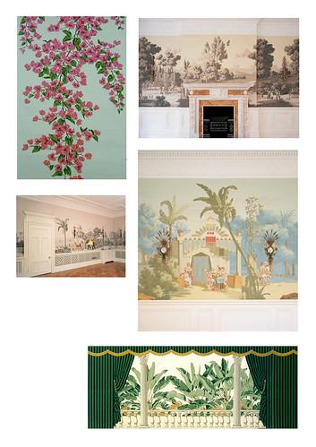 wallpaper korea. china royal mural wallpaper korea digitally reproduced 0701160021