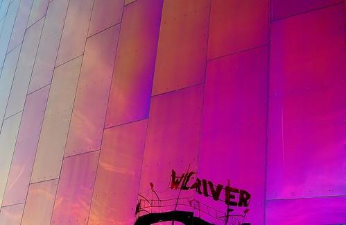 Seattle pink