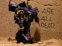 The Transformers Are All Dead (revlimit) Tags: toys comic transformer explore transformers 20 mazda rx8 alternators binaltech shockwave comicbookcover laserwave shockblast nikons10 arealldead atonepointwasmymostinterestingshot
