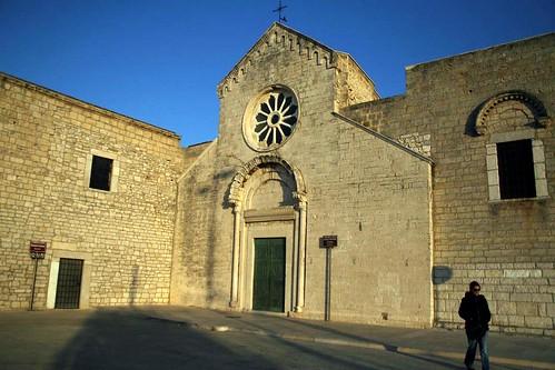 Trani's Monastery
