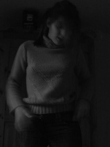 More than a blurry shadow