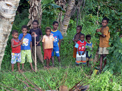 Ready for Church (Mangiwau) Tags: new west indonesia guinea jungle papua westpapua keerom irian idenburg