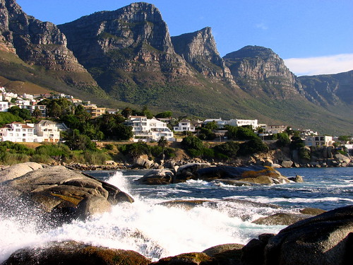Cape Town Camps Bay South Africa | Flickr - Photo Sharing!