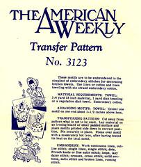 American Weekly 3123