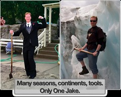 There's Only One Jake.