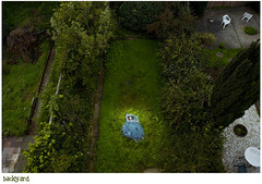 Backyard (SFMONA) Tags: girl fashion lowlight backyard concept ideal conceptual csi backyardseries