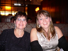 mom and me at the cactus club