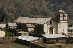Church Colca Valley