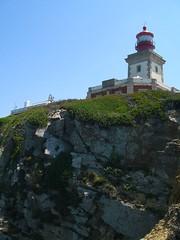 Cabo de Roca lighthouse (aGinger) Tags: lighthouse portugal aclass caboderoca