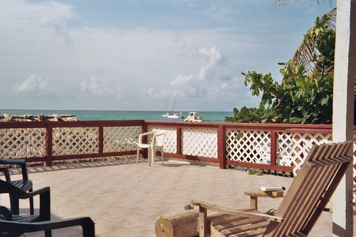Hotel View in San Pedro, Ambergris Caye - Belize