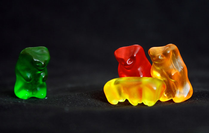 Odd Bear Out