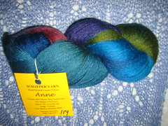 Schaefer Anne #114 sock yarn