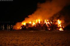 Strohballenbrand Nordenstadt 19.02.07