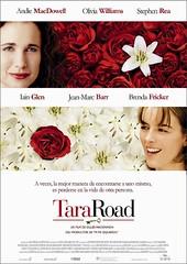 Póster y trailer en castellano de 'Tara Road'