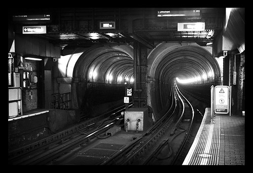 wapping tunnel
