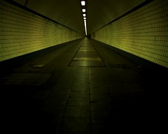 tunnel - by loufi