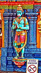 hanuman jii  (HDR) - by notsogoodphotography