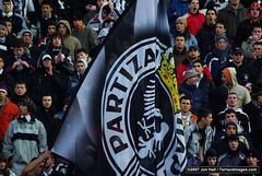 Partizan flag