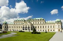 Vienna, Belvedere (ml4300) Tags: vienna wien architecture austria wiede belvedere osterreich