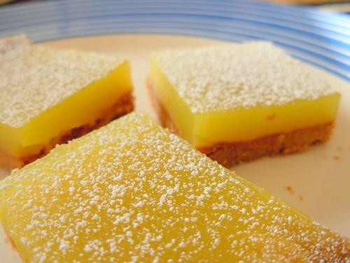Lemon Bars by Utis on Flickr
