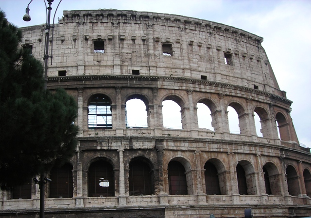 The Collosseum, First Glance