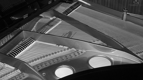 The Piano by Arjun01