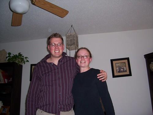 Gene and Kaye