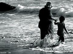 Onto the Sea - by Madasor