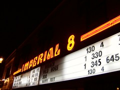 Imperial 8 Cinema (lockphilip) Tags: cinema barrie