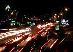 Traffic (JeffCamPhoto) Tags: jeff night austin downtown f30 campbell austintx jeffcam yourfeedbackcommentsandconstructivecriticismarealwayswelcome jeffcampbellorg jeffcampbellphotography httpjeffcampbellorg jeffcamphoto httpwwwjeffcamphotocom