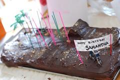Newest commission: Dirt Bike Cake (*annabel*) Tags: cake chocolate dirtbike dirtbikecake