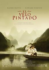 Póster y trailer en castellano de 'El velo pintado'
