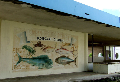 Saipan Fishing Center, Garapan