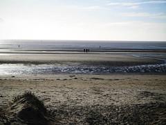 Crosby Beach (RichHumphries) Tags: beach liverpool antonygormley crosbybeach gormleystatue