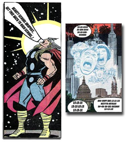 Thor and Chorus