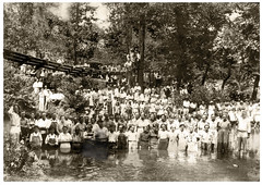 Arkansas Mass Baptism 2nd effort