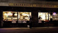 University-Restaurant by SteveMcN, on Flickr
