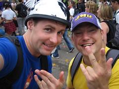 The Shocker! (bradlauster) Tags: baytobreakers theshocker brad travis sanfrancisco