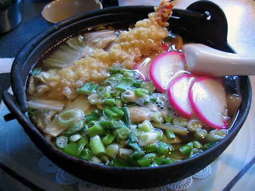 Nabeyaki Udon Noodle | Japanese