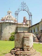 aljibe (_Natu) Tags: 15fav church argentina promotion wonder arquitectura iglesia frame cordoba estancia altagracia aljibe