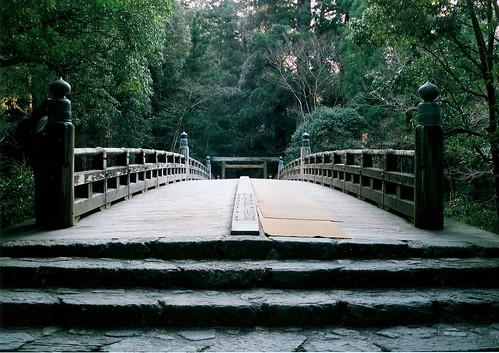 Ise bridge