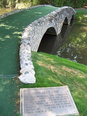 Byron Nelson Bridge (defrances) Tags: nelson bridge golf augusta masters amencorner augustanational