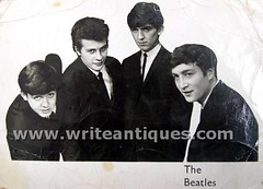 The Beatles ... with Pete Best