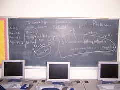 Blackboard (by General Wesc)