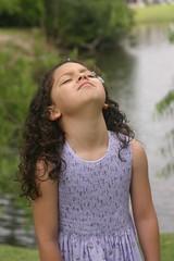 """But Moooooommmmmm...."" (-Angela) Tags: 2005 canon expression niece curly notmykid emotions unhappy canon50mm18"