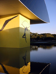 MON (Kak) Tags: curitiba brasil brazil museum architecture mon geotagged geolat25422363 geolon49125366