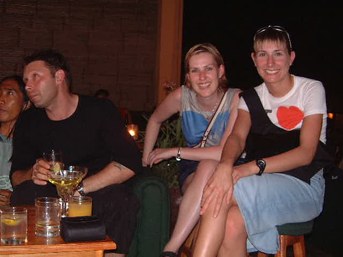 andy, stephen, jacqui and rachel