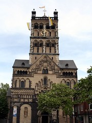 Quirinus Cathedral (Blackwings) Tags: quirinus mnster cathedral kirche church neuss germany