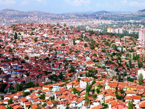 Ankara by Wild Turkey.