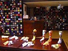 Loja de Meias (Renata Diem) Tags: meia meias socks loja store gramado vitrine rs brasil cores colors